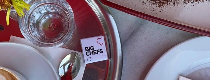 Big Chefs is one of Queen: сохраненные места.