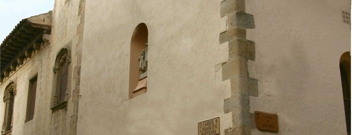 Capella de Sant Quirze i Santa Julita is one of Calella Renaixentista / Renacentista / Renaissance.