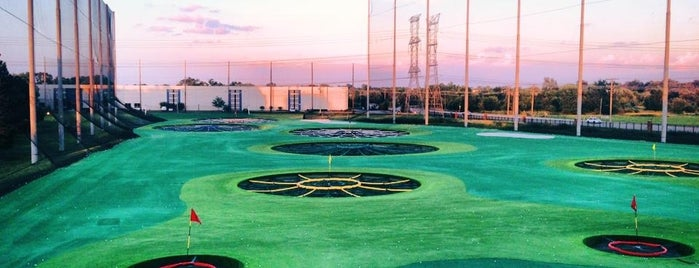 Topgolf is one of Fun w Friends.