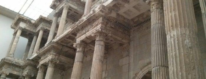 Pergamonmuseum is one of Berlin.