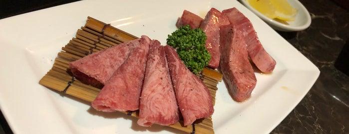 焼肉 鳴尾.b is one of Lieux sauvegardés par Iori.