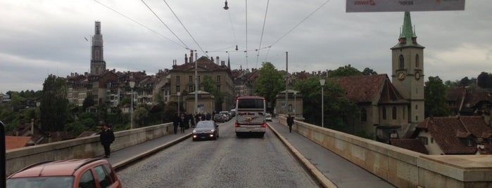 Nydeggbrücke is one of Tempat yang Disukai Anaid.