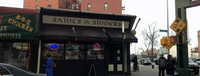 Saints and Sinners is one of Been in Queens.