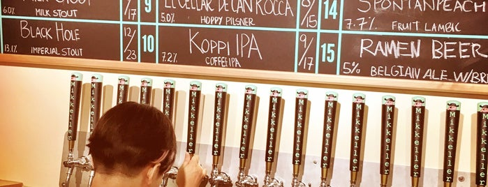 Mikkeller Bar Singapore is one of Locais curtidos por Chuck.