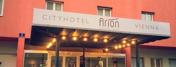 Arion Cityhotel Vienna is one of Orte, die Emrah gefallen.