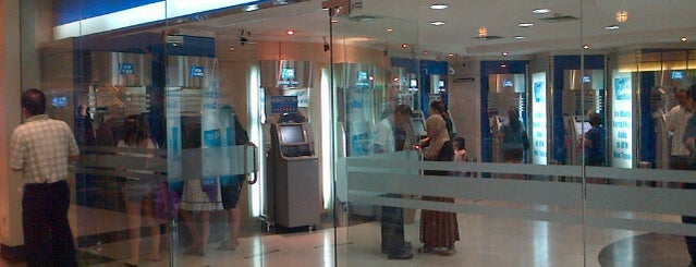 BCA e-Banking Center is one of Serpong.