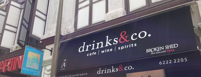 Drinks & Co. is one of Singapore.