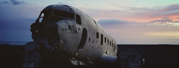 DC-3 Sólheimasandi is one of So you're going to Iceland?.