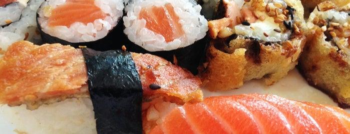 Haru Natsu is one of Restaurante Japonês.