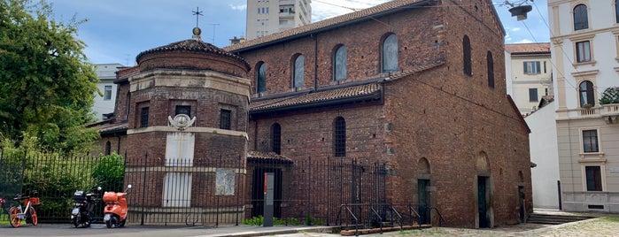 Basilica di San Vincenzo in Prato is one of Around The World: Europe 4.