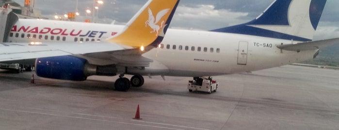에센보아 국제공항 (ESB) is one of International Airport Lists (2).