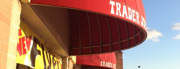 Trader Joe's is one of Rob's Liked Places.