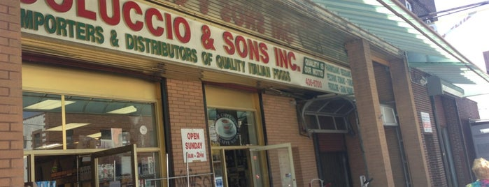 D. Coluccio & Sons is one of Gluten Free NYC.