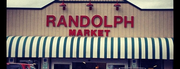 Randolph Market is one of Locais curtidos por Amber.