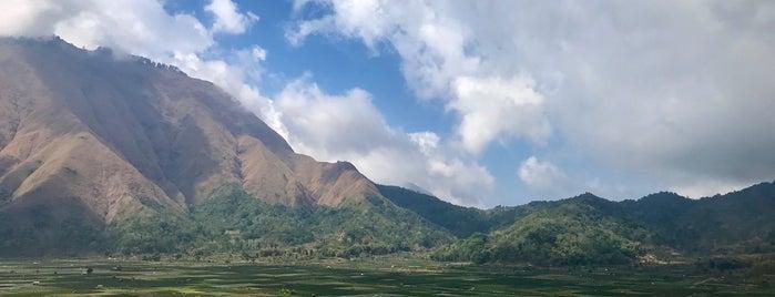 Taman Nasional Gunung Rinjani (Mt. Rinjani National Park) is one of National Parks.