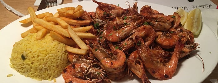 Jimmy's Killer Prawns is one of Orte, die Ted gefallen.