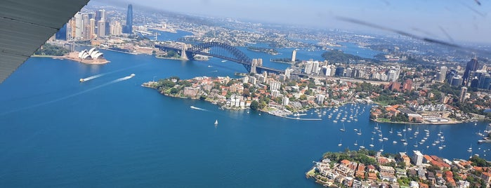 Sydney Seaplanes is one of Sydney.
