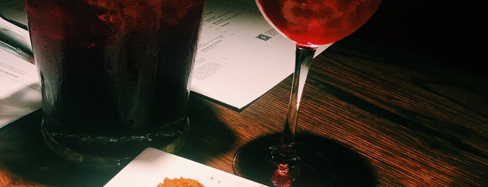 Barcelona Wine Bar is one of Restaurants To Try - Dallas.