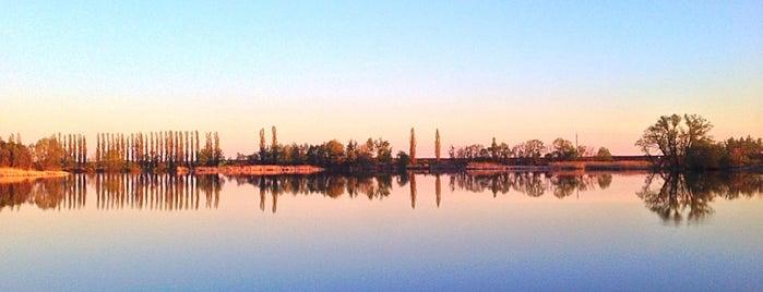 Спортивно-рыболовный комплекс Серебряный ключ is one of Elena 님이 좋아한 장소.