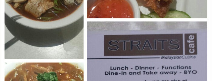 Straits Cafe Malaysian Cuisine is one of Yohan Gabrielさんのお気に入りスポット.