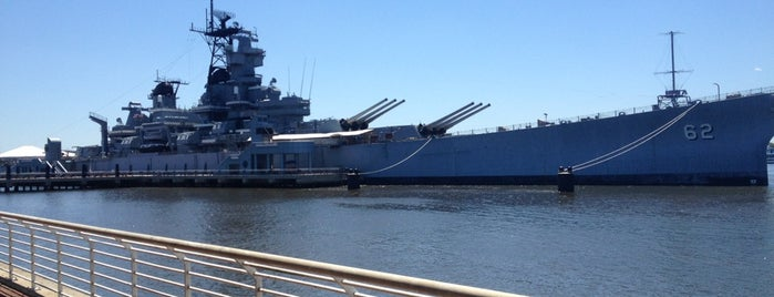 Battleship New Jersey Museum & Memorial is one of Anthony 님이 저장한 장소.