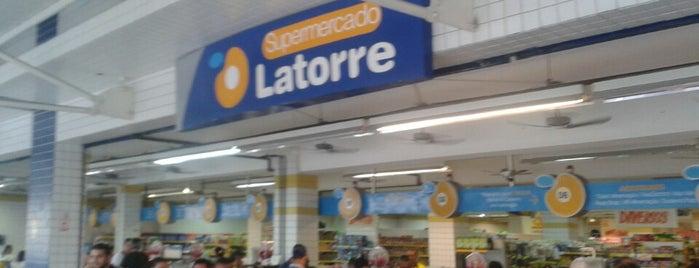 Supermercado Latorre is one of Posti che sono piaciuti a Isabelle.
