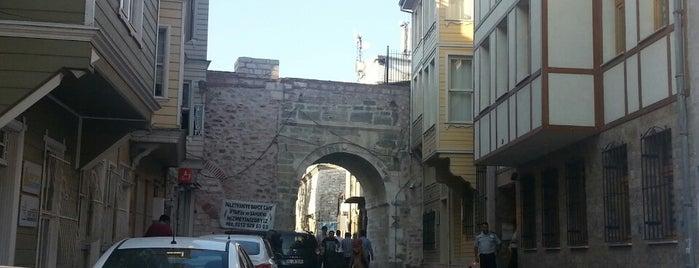 Mollahüsrev is one of İstanbul | Fatih İlçesi Mahalleleri.