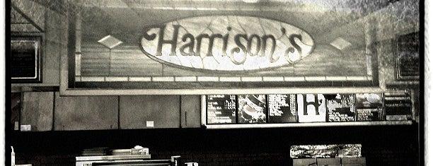 Harrison's Roast Beef is one of MA favorites.