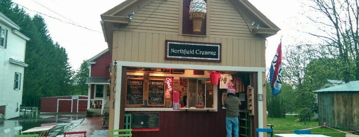 Northfield Creamie is one of Locais curtidos por Tim.