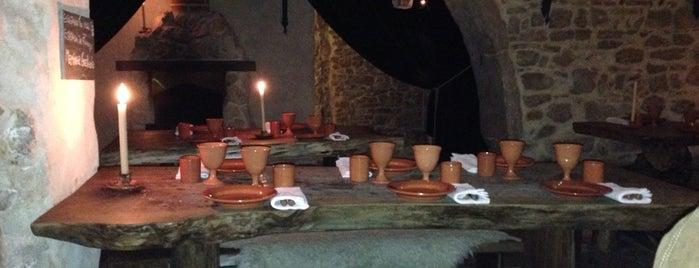 Taverna Antiqua is one of Tempat yang Disimpan Denis.