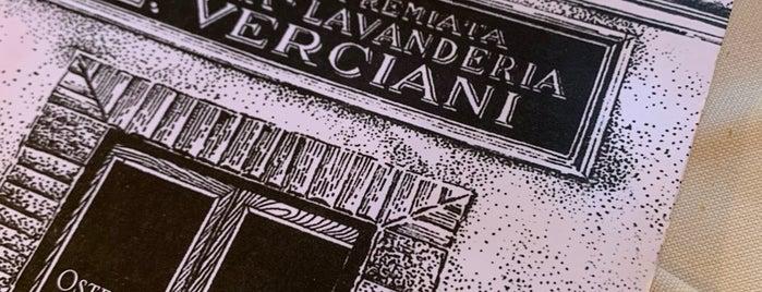 Antica Premiata Tintoria Verciani - Il Mecenate is one of slow cooking..