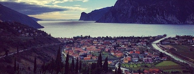 Punto Panoramico del Lago di Garda is one of Trips / Tuscany and Lake Garda.