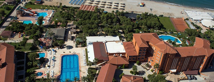 Club Turtaş Beach Hotel is one of Türkei.