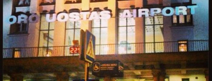 Vilniaus oro uostas | Vilnius International Airport (VNO) is one of Airports (around the world).