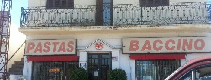 Pastas Baccino is one of สถานที่ที่ Agustin ถูกใจ.