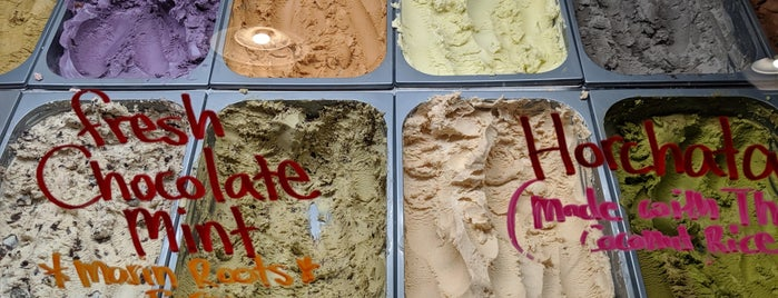 Garden Creamery is one of SF Favs.