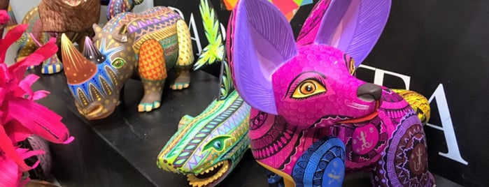 Parakata Galería Michoacana is one of Mexico City.