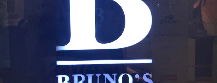 Bruno's Barbers is one of Locais curtidos por Shank.