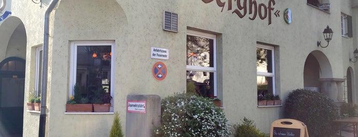 Gasthof Berghof is one of Munih.