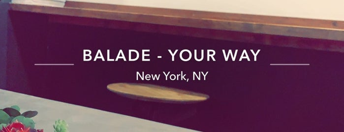 Balade - Your Way is one of Locais curtidos por st.