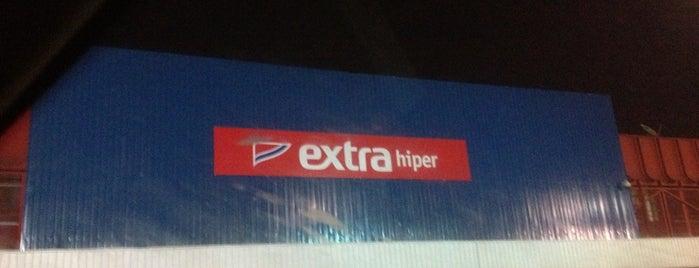 Extra Hiper is one of Tempat yang Disukai Káren.