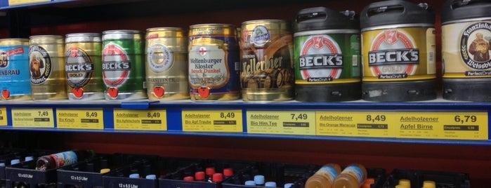 Orterer Getränkemarkt is one of Where to buy beer in Munich.