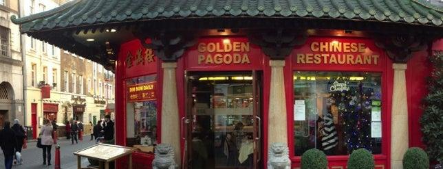 Golden Pagoda is one of Kim's London Favs & Wishlist.