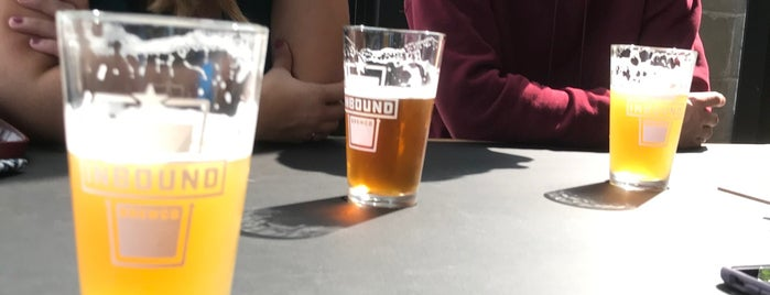 Inbound BrewCo is one of New Minneapolis Breweries.