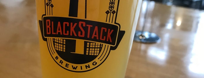 BlackStack Brewing is one of MN breweries.