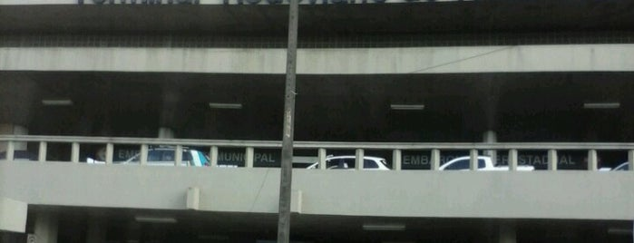 Terminal Integrado de Passageiros Antônio Farias is one of Nordeste de Brasil - 2.