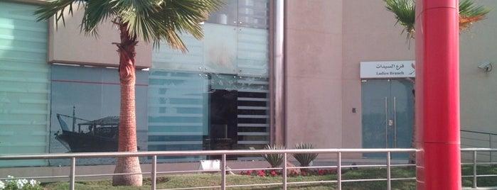 SABB Bank is one of Tempat yang Disukai Faisal.