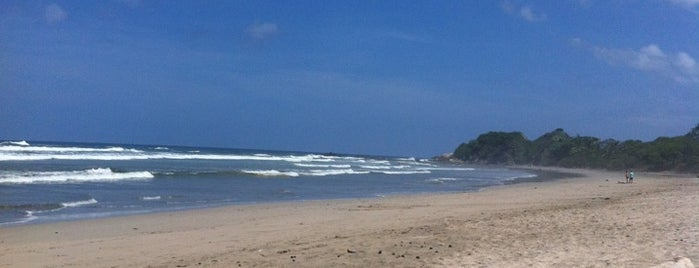 Playa Guiones is one of Costa Rica.