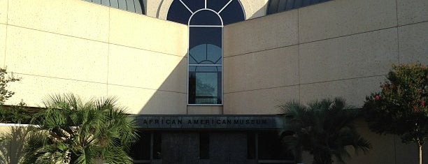 African American Museum is one of Dallas-Fort Worth.