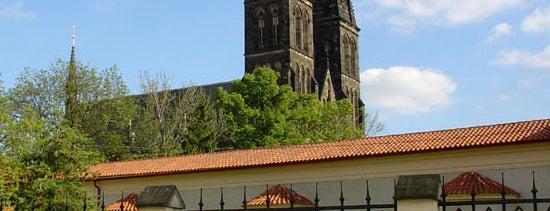 Vyšehrad is one of Five Essential Prague Sights.